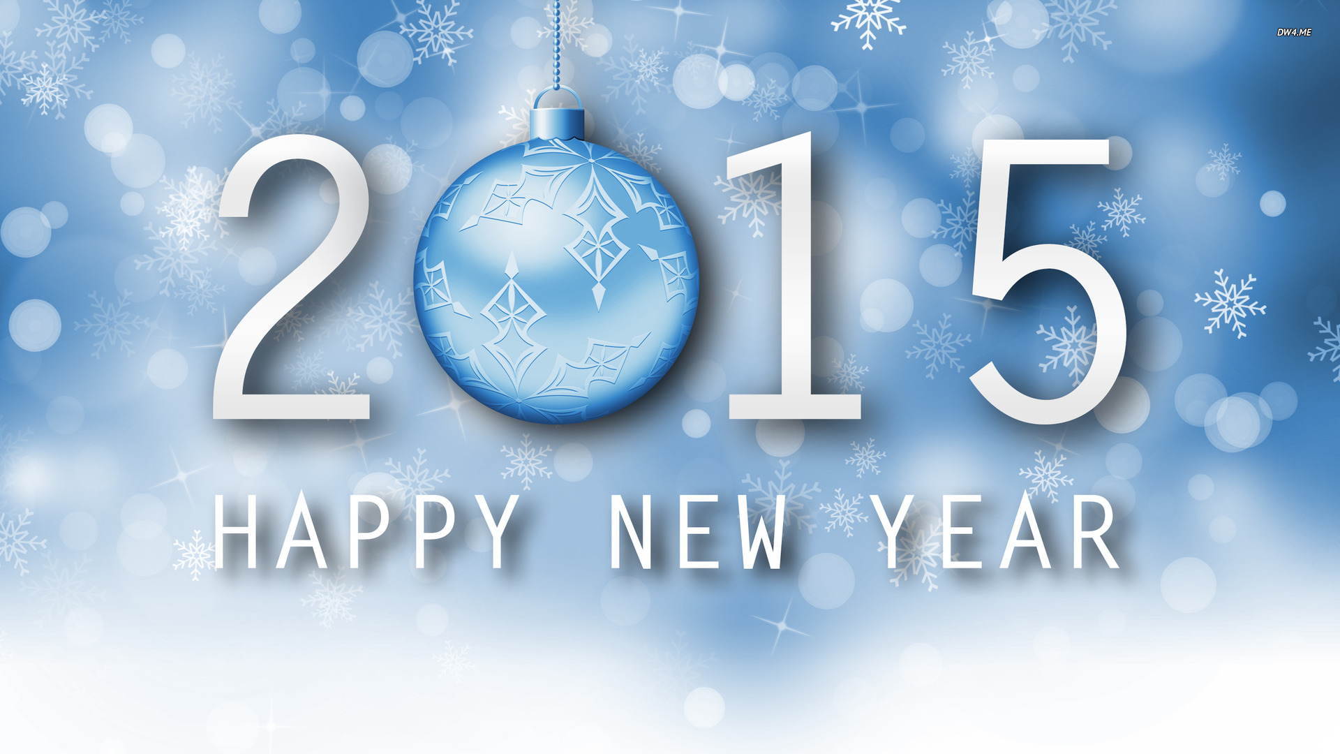 download Download Happy New Year 2015 Balls HD Wallpaper 1920x1080