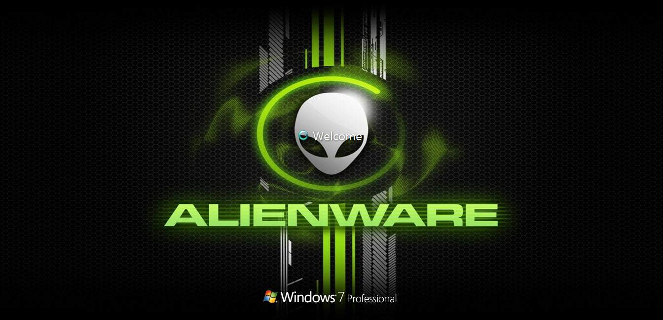 Wallpaper Lock Screen Windows 7: Alienware Wallpapers For Windows 7
