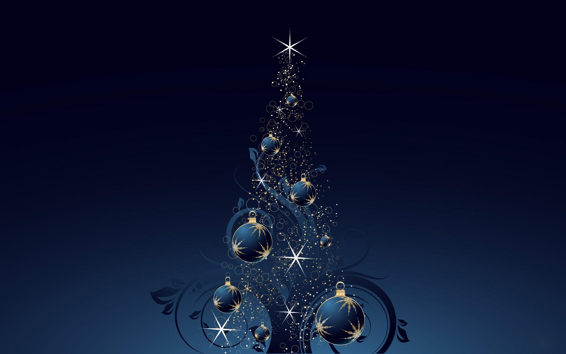 Christmas Tree Windows 7 High Quality WallpapersWallpaper Desktop 1920x1200