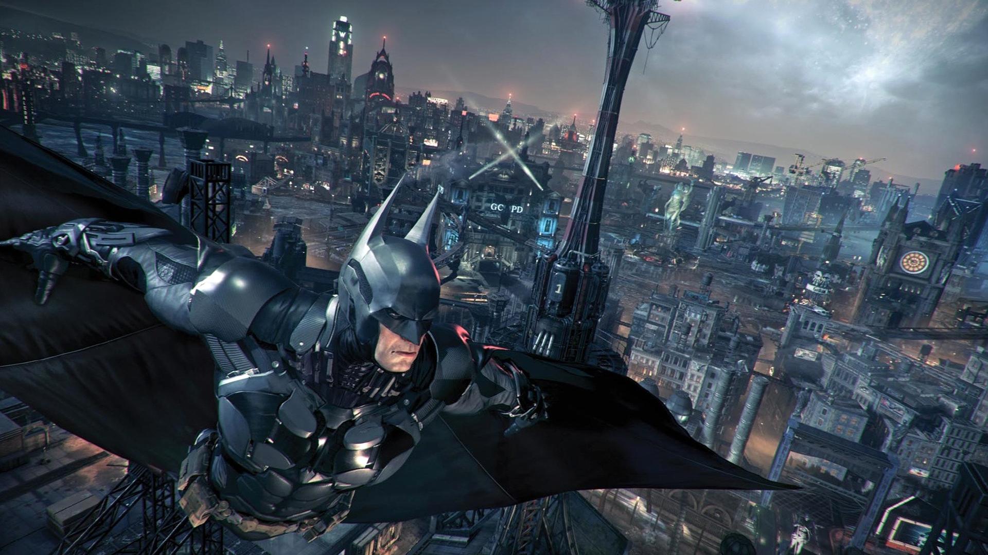 Batman Arkham Knight Image 2c Wallpaper HD 1920x1080