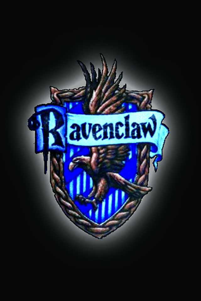 Harry potter ravenclaw wallpaper wallpapers 640x960