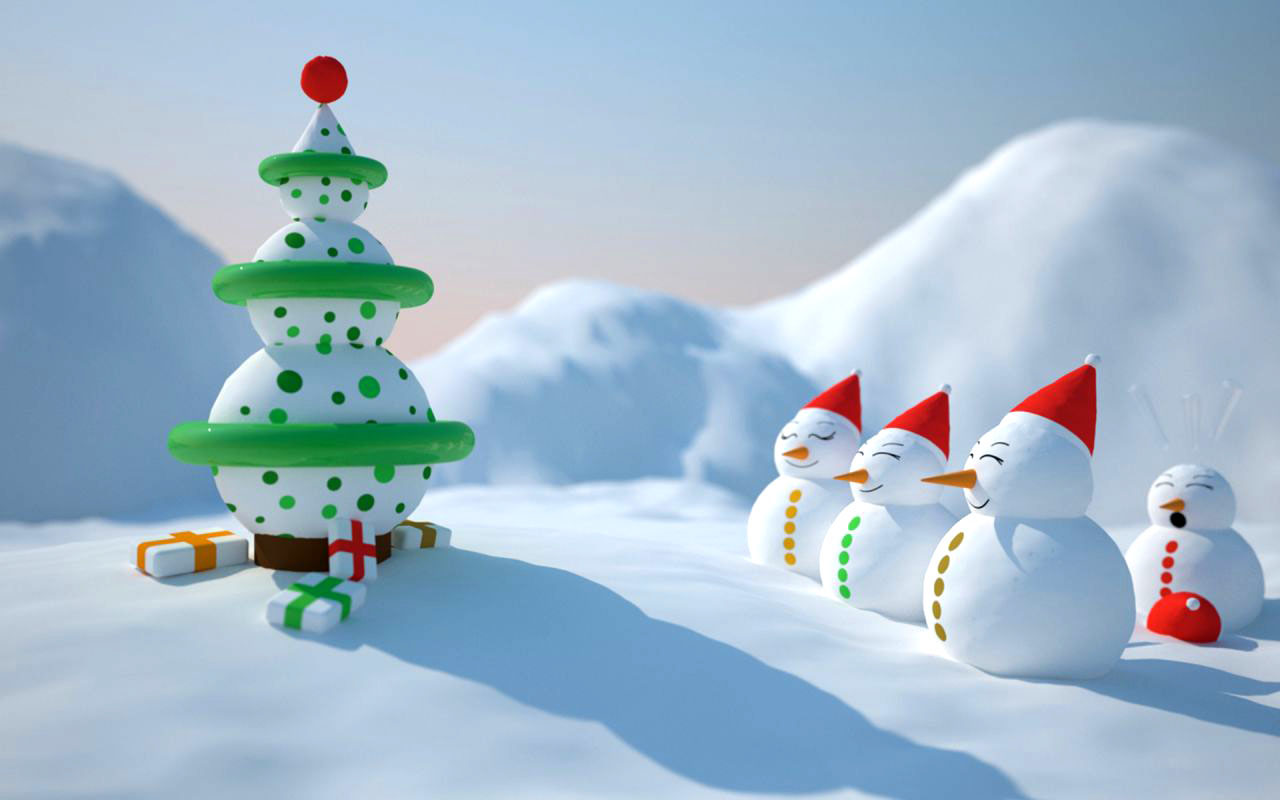 Free Download Best Christmas Wallpaper 3 View All View All