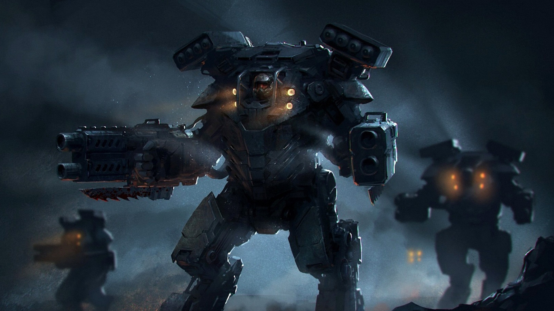 MechWarrior Online Game Wallpaper for 1920x1080 1920x1080