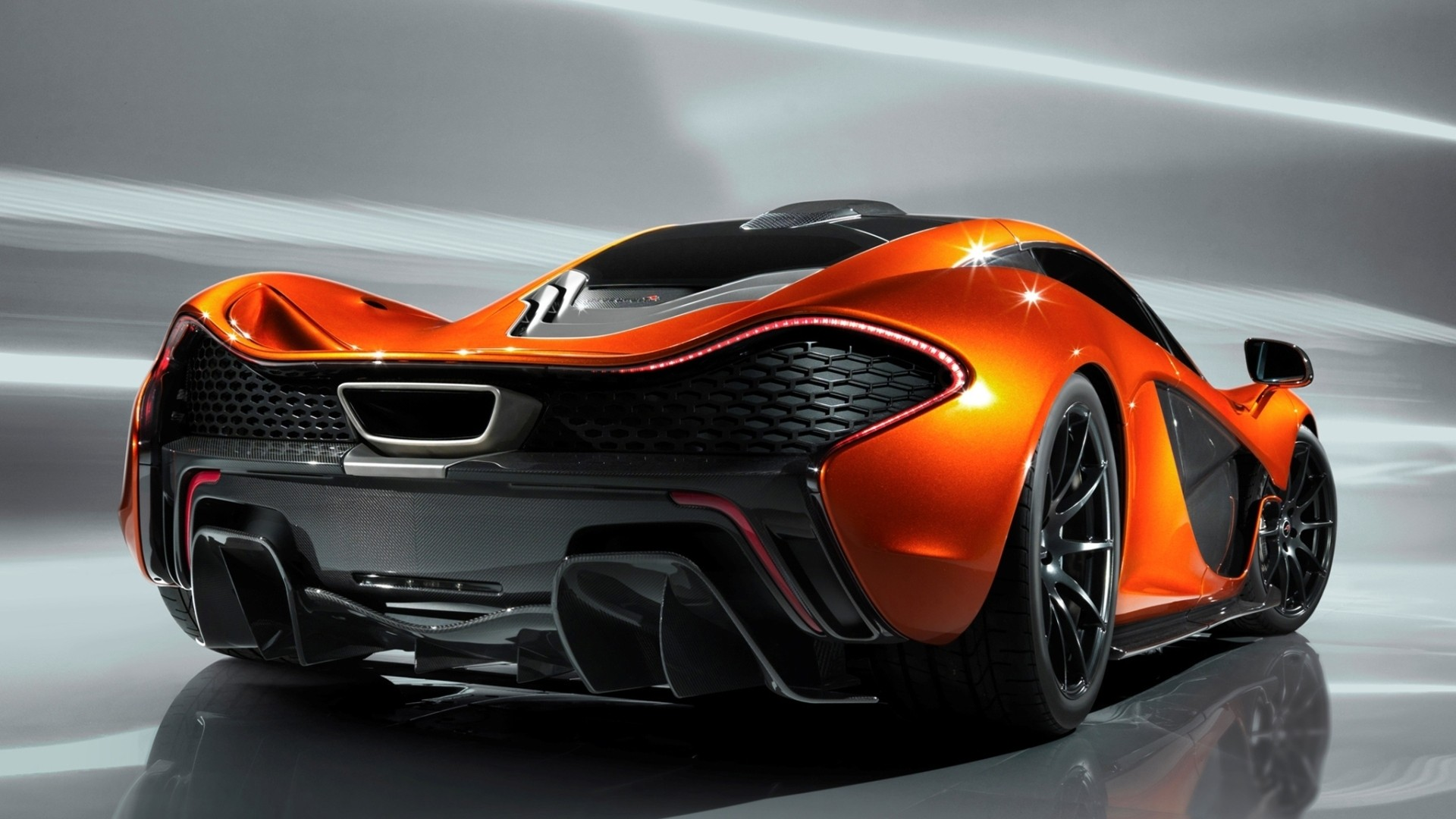 Free Download Fond Ecran Hd Gratuit Voiture Car Mclaren P1