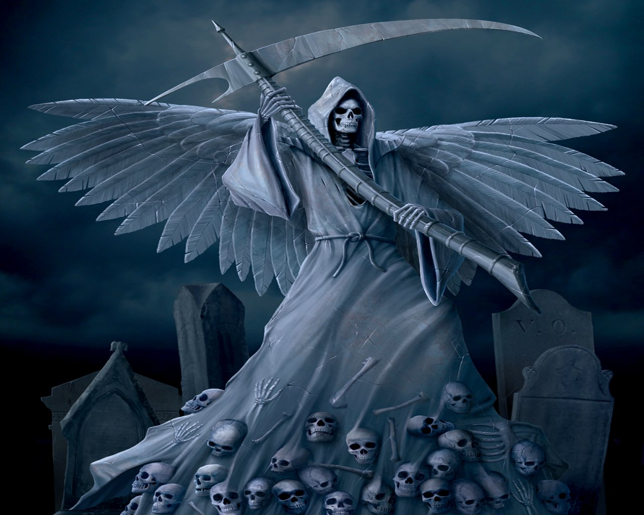 Download Grim Reaper 7 Wallpapers Pictures Photos and Backgrounds 1280x1024