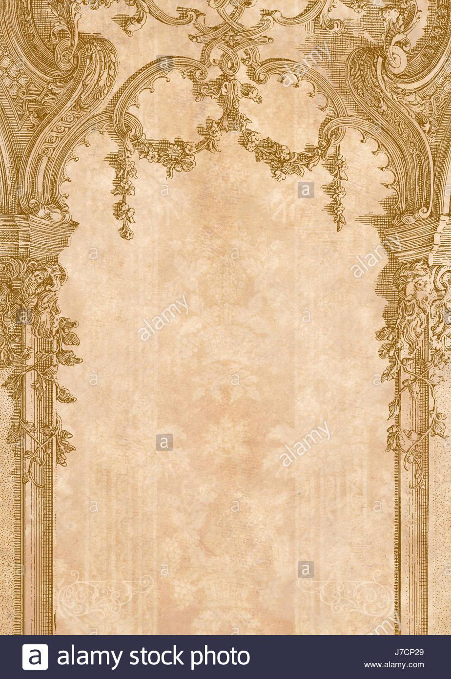 art antique column abstract document certificate backgrounds 924x1390