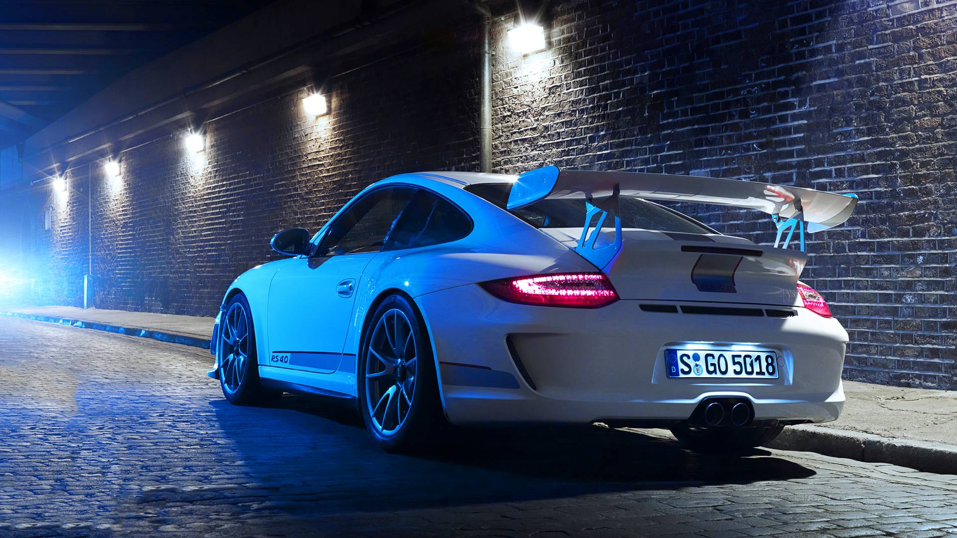 Porsche 911 GT3 RS Wallpapers 1920x1080