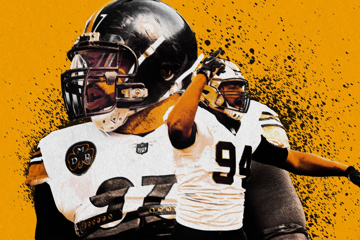 The Parallel Paths of the Steelers Cam Heyward and the Saints 1200x800