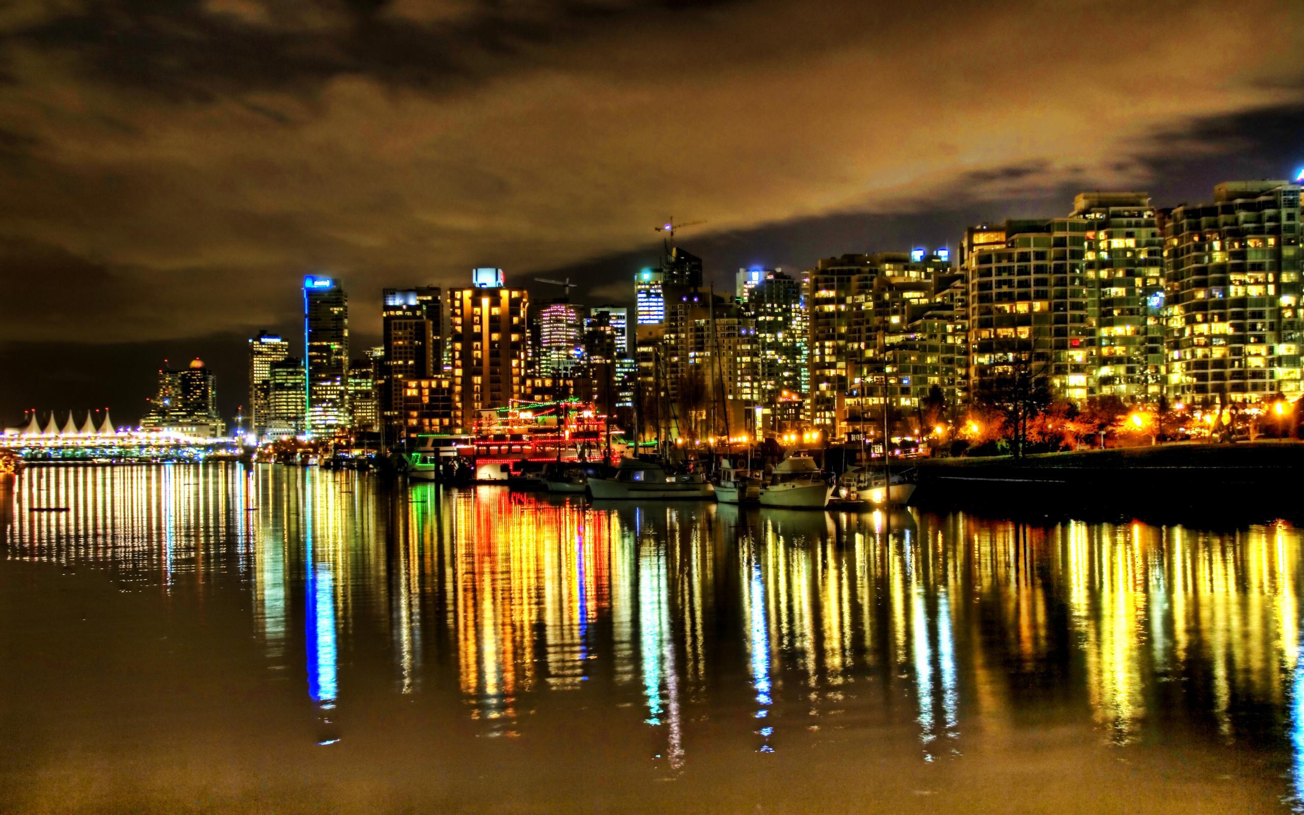 sobre Canada o incluso si lo prefieres vdeos de Vancouver 2560x1600