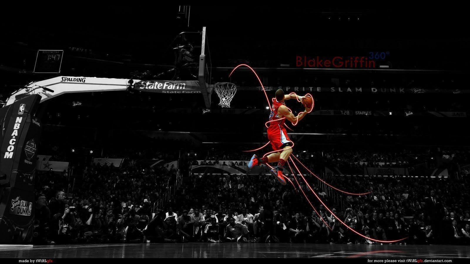 Michael Jordan Dunk Wallpapers 1600x900