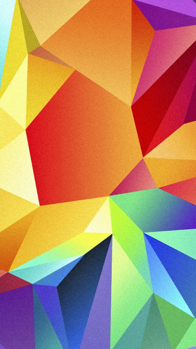Wallpaper polygon 4k HD wallpaper android triangle background 640x1138