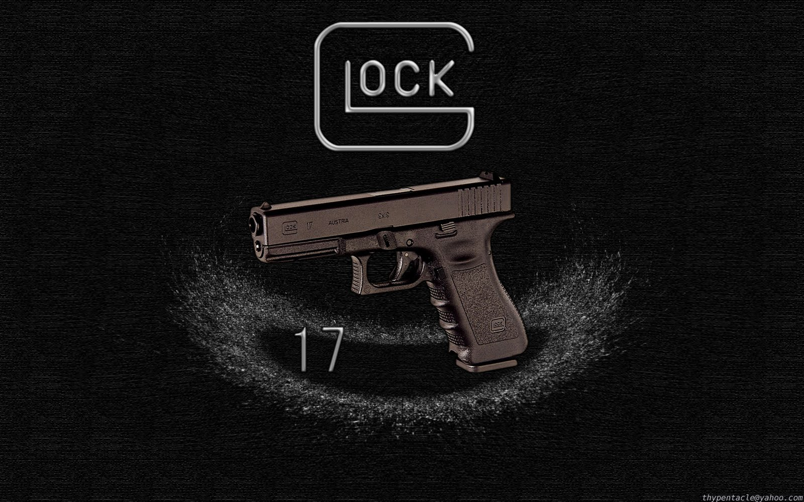 Glock 17 HD Wallpapers Download Wallpapers in HD for your Desktop 1600x1000