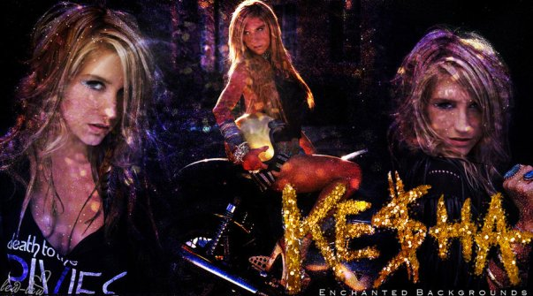 Kesha Take It Off Wallpaper 603x335