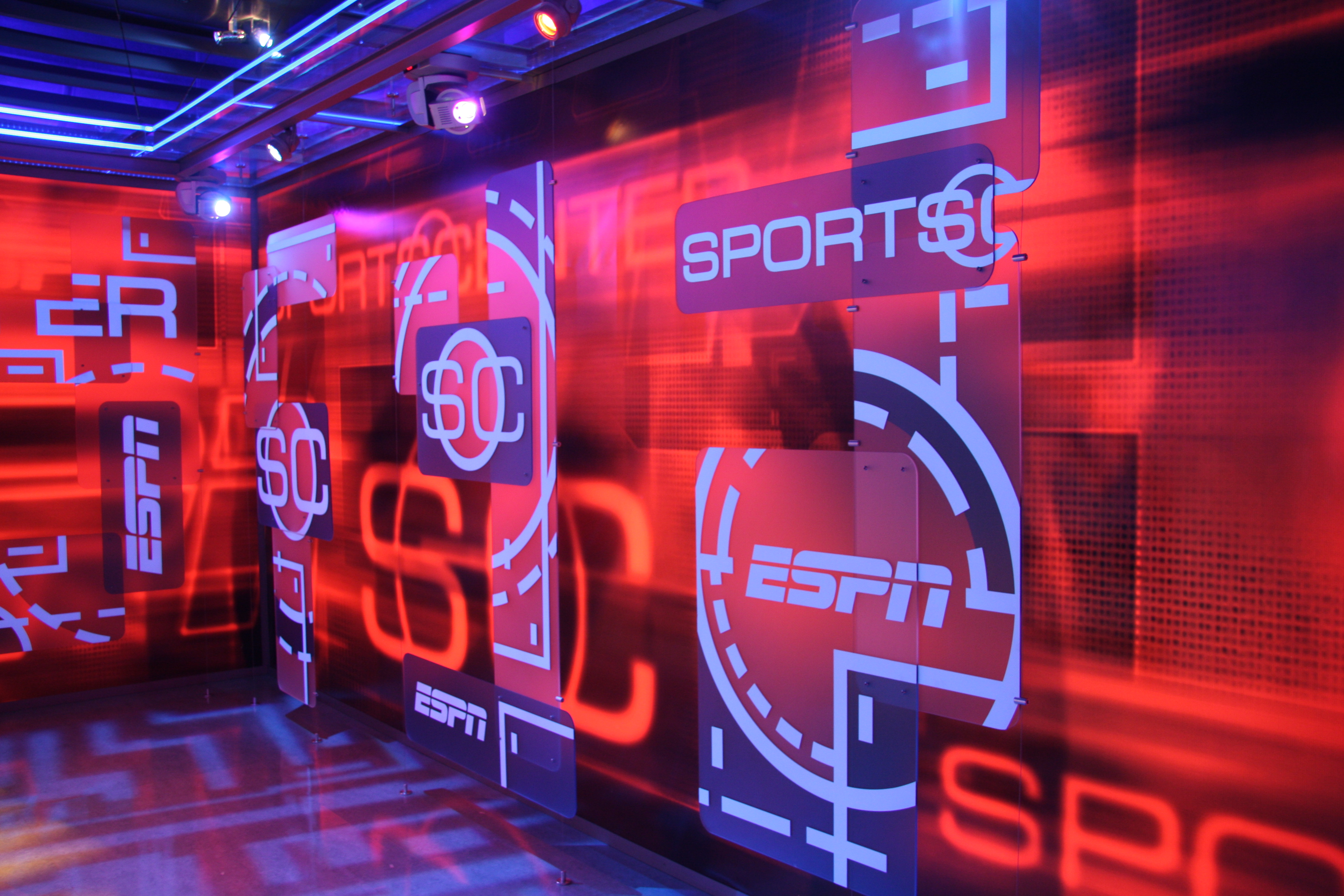 There Were Reportedly More Than 100 ESPN Employees Registered on 3888x2592