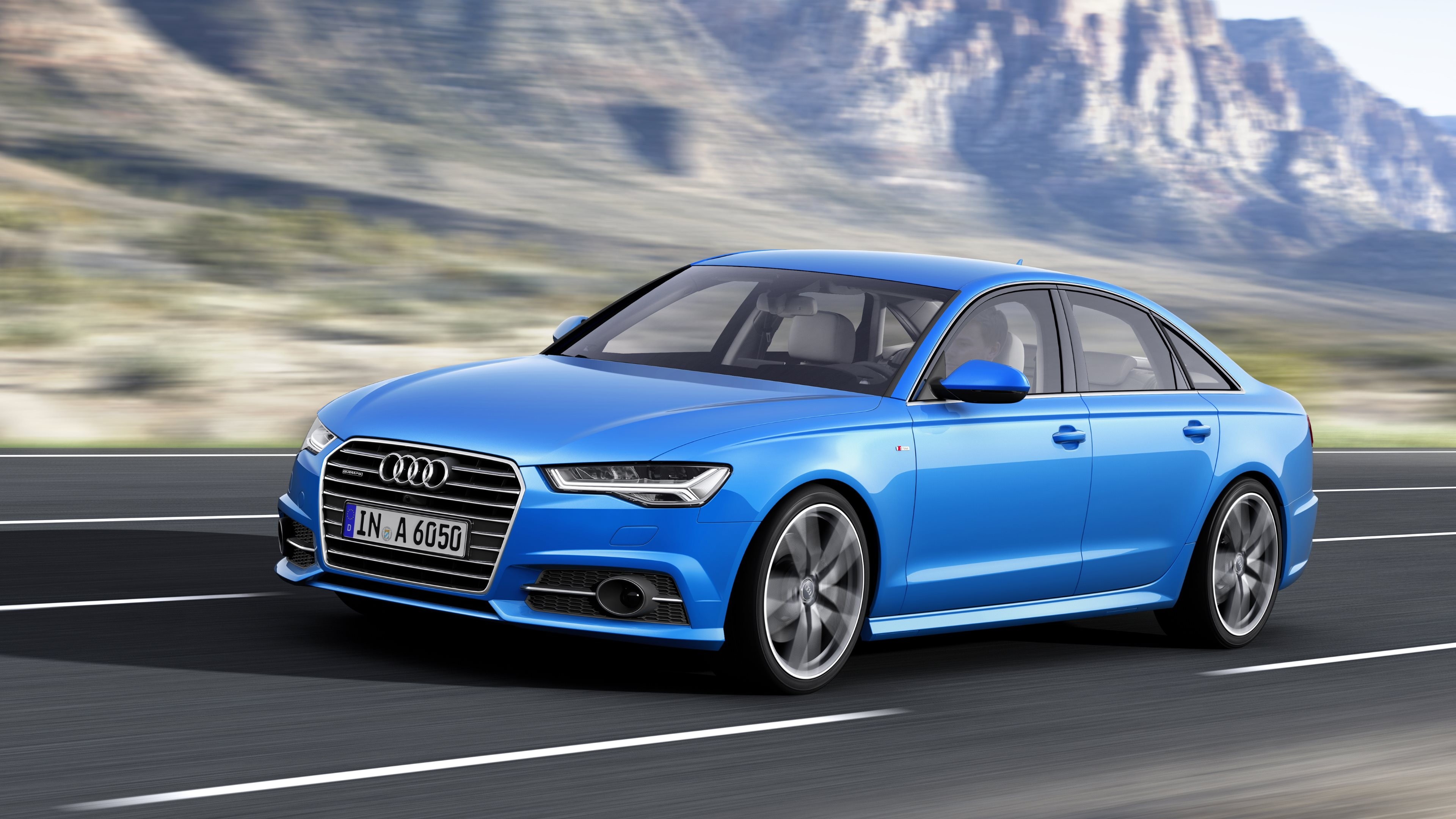 Audi A6 2016 Series HD Wallpapers 4K Wallpapers 3840x2160