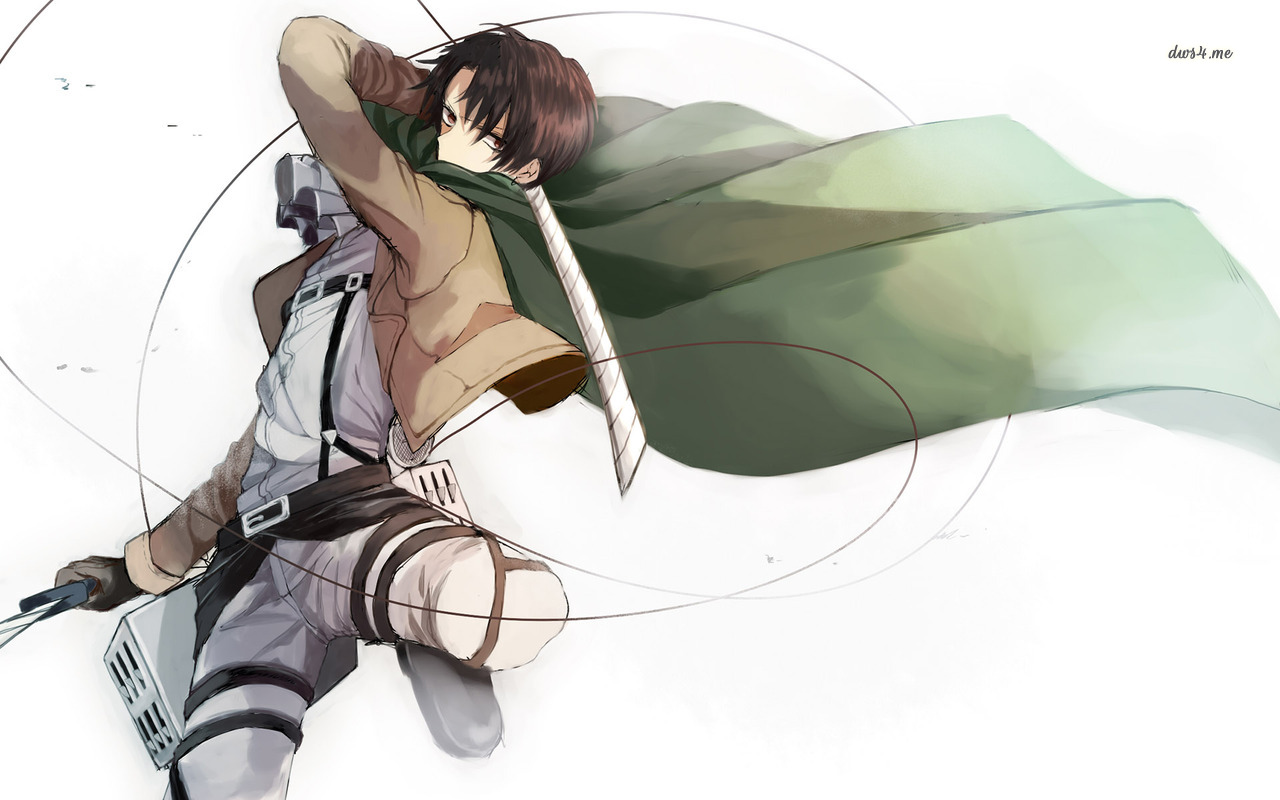 Levi   Attack on Titan wallpaper   Anime wallpapers   18595 1280x800