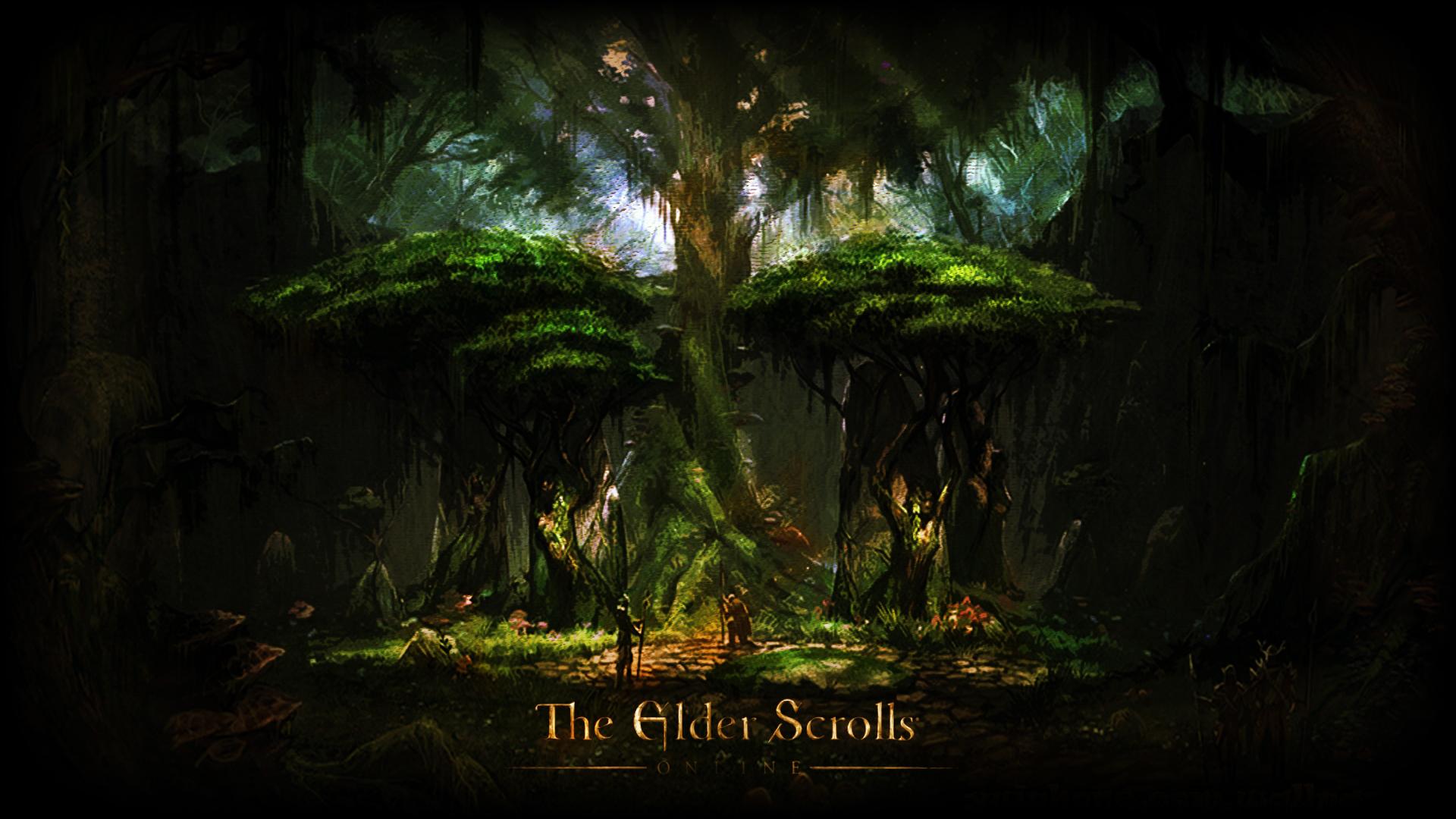 Free Download Elder Scrolls Online The Rainforest 1920x1080