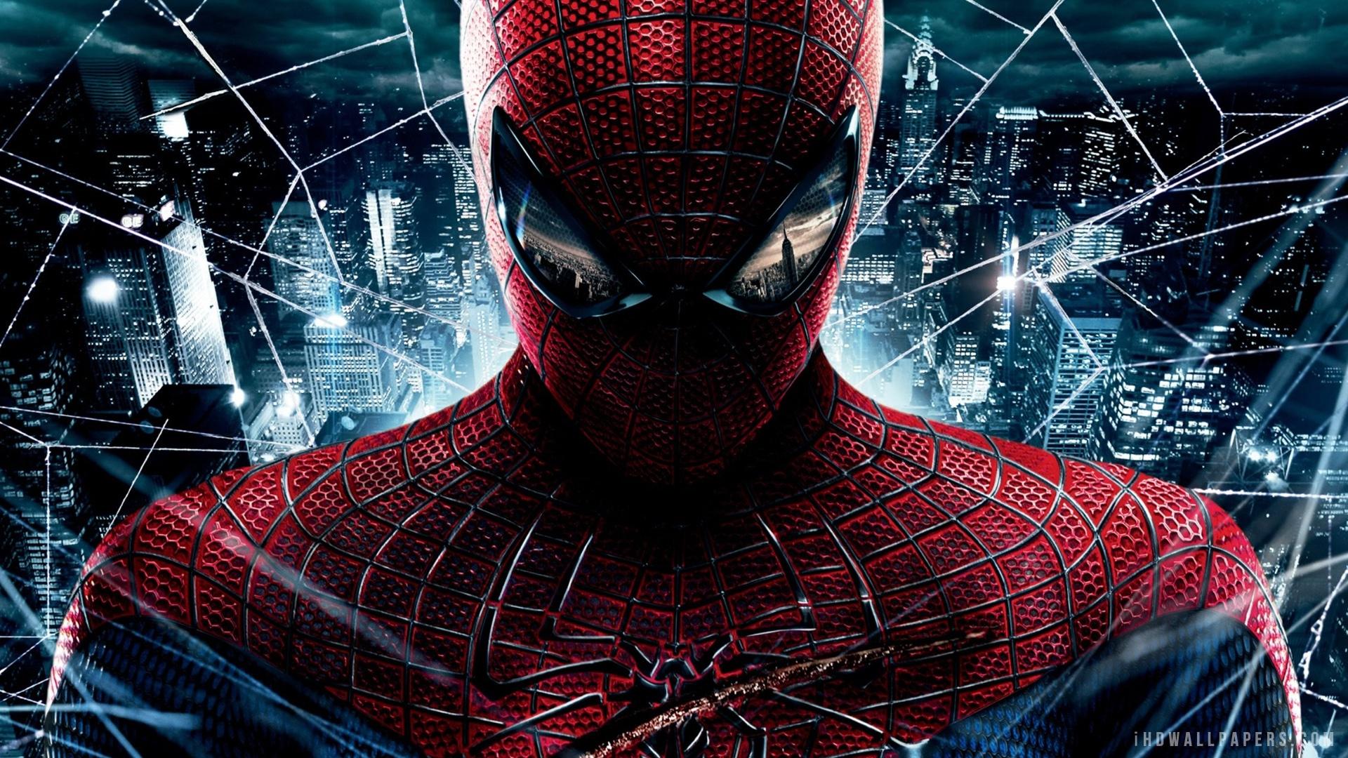 Amazing Spider Man HD Wide Wallpaper   1920x1080 Resolution 1920x1080