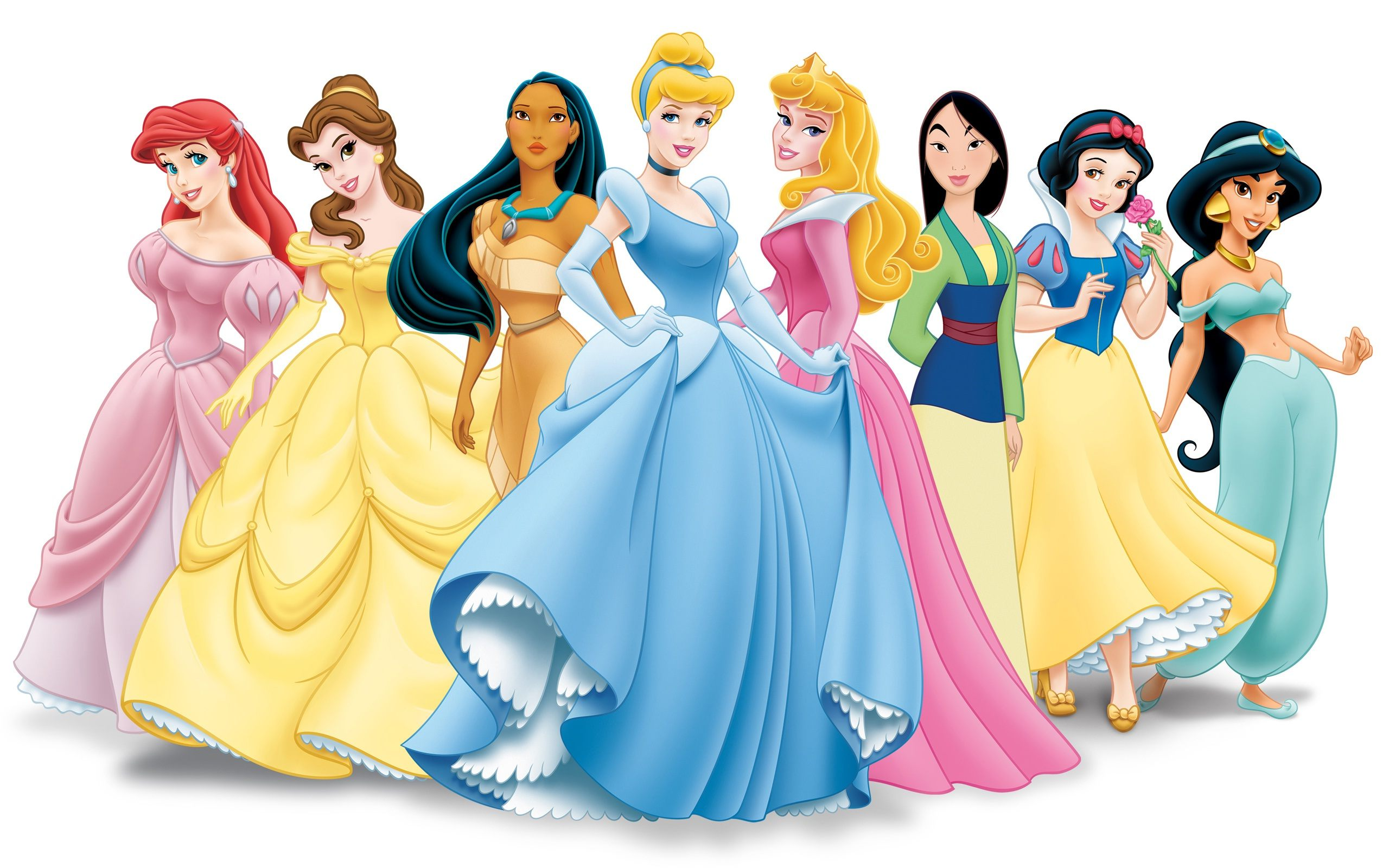 All Disney Princess Wallpaper Hd Images amp Pictures   Becuo 2560x1600