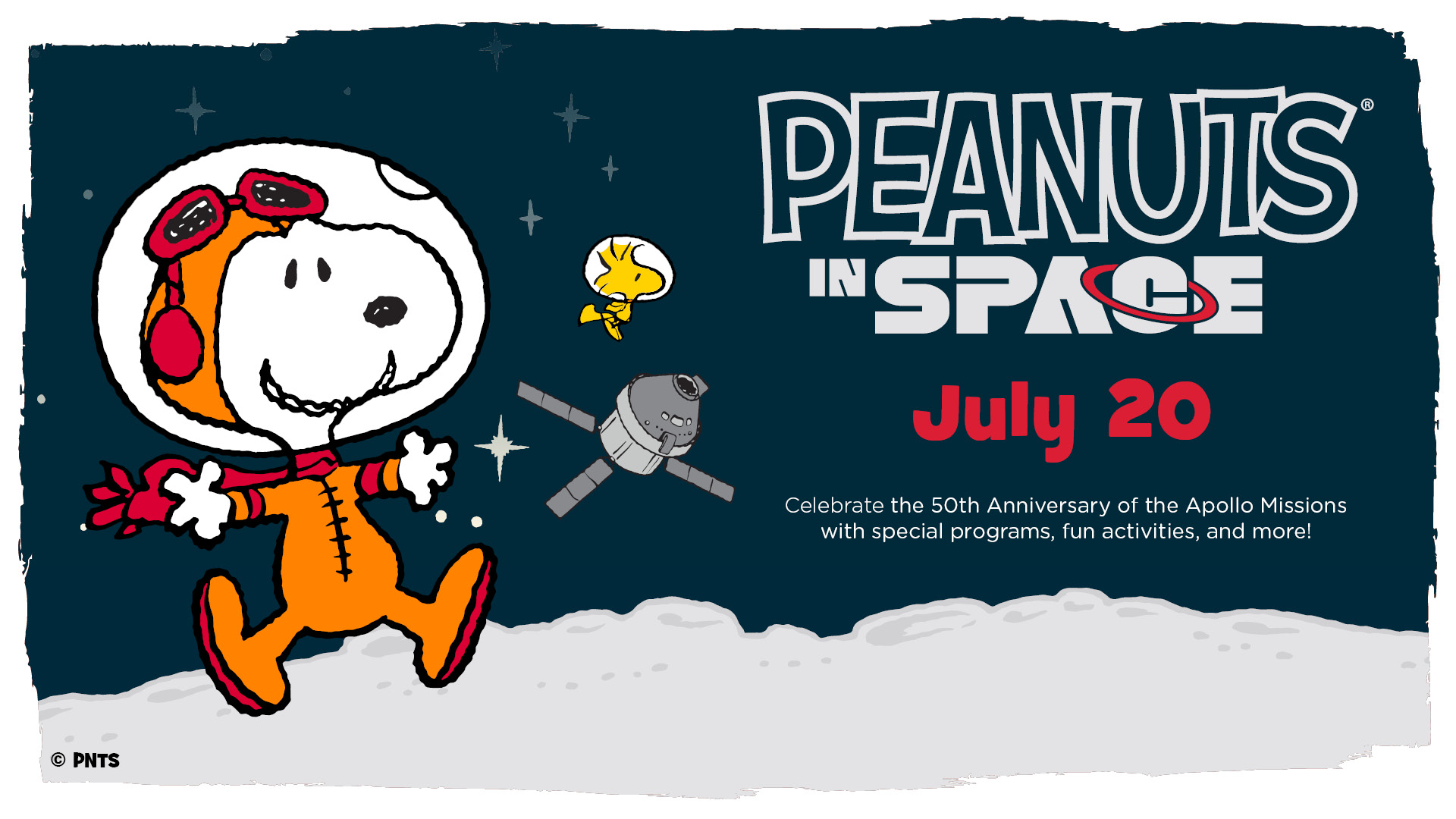 Peanuts in Space   Glazer Childrens Museum 1920x1080