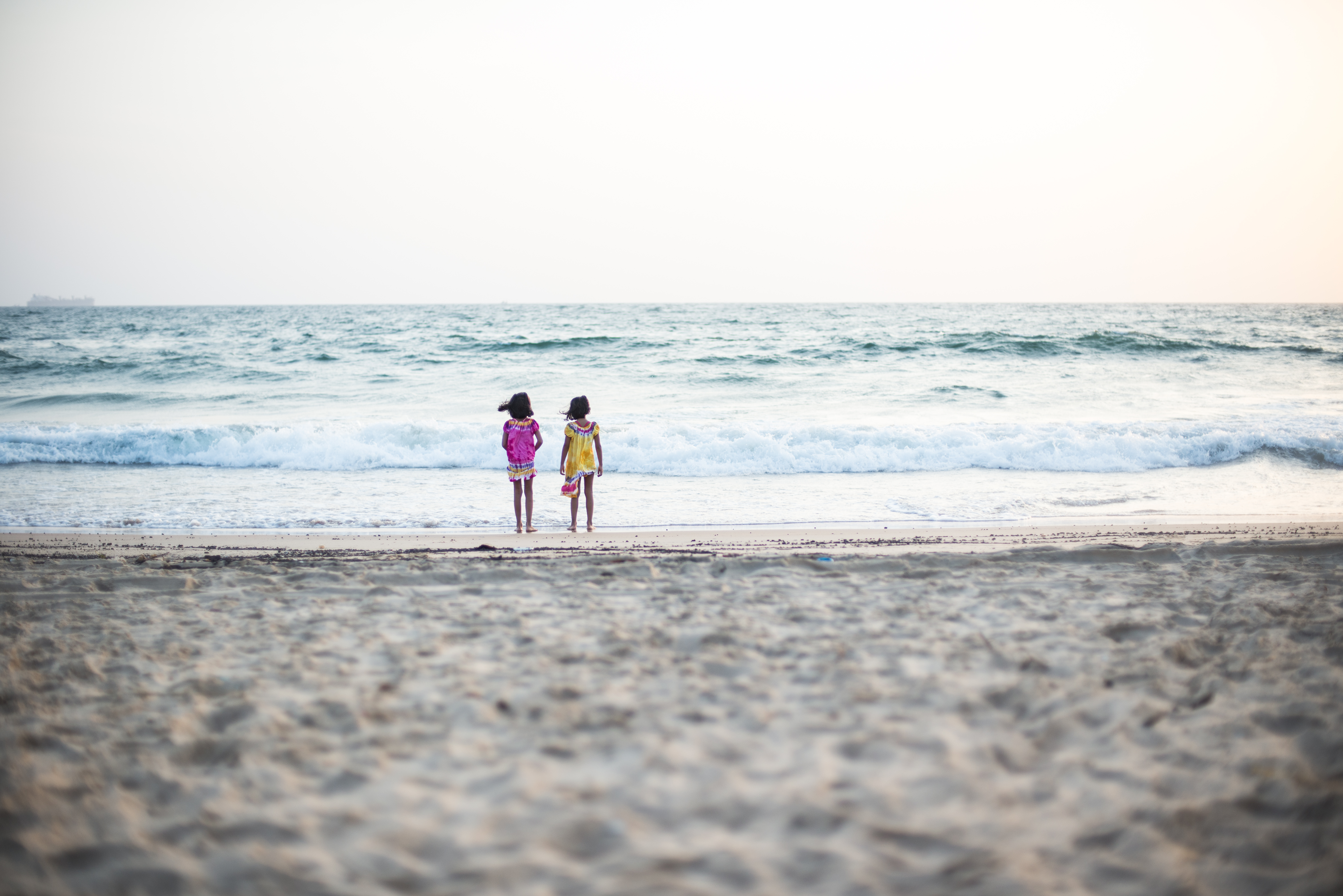 Girls on the beach in Goa wallpapers and images   wallpapers 6016x4016