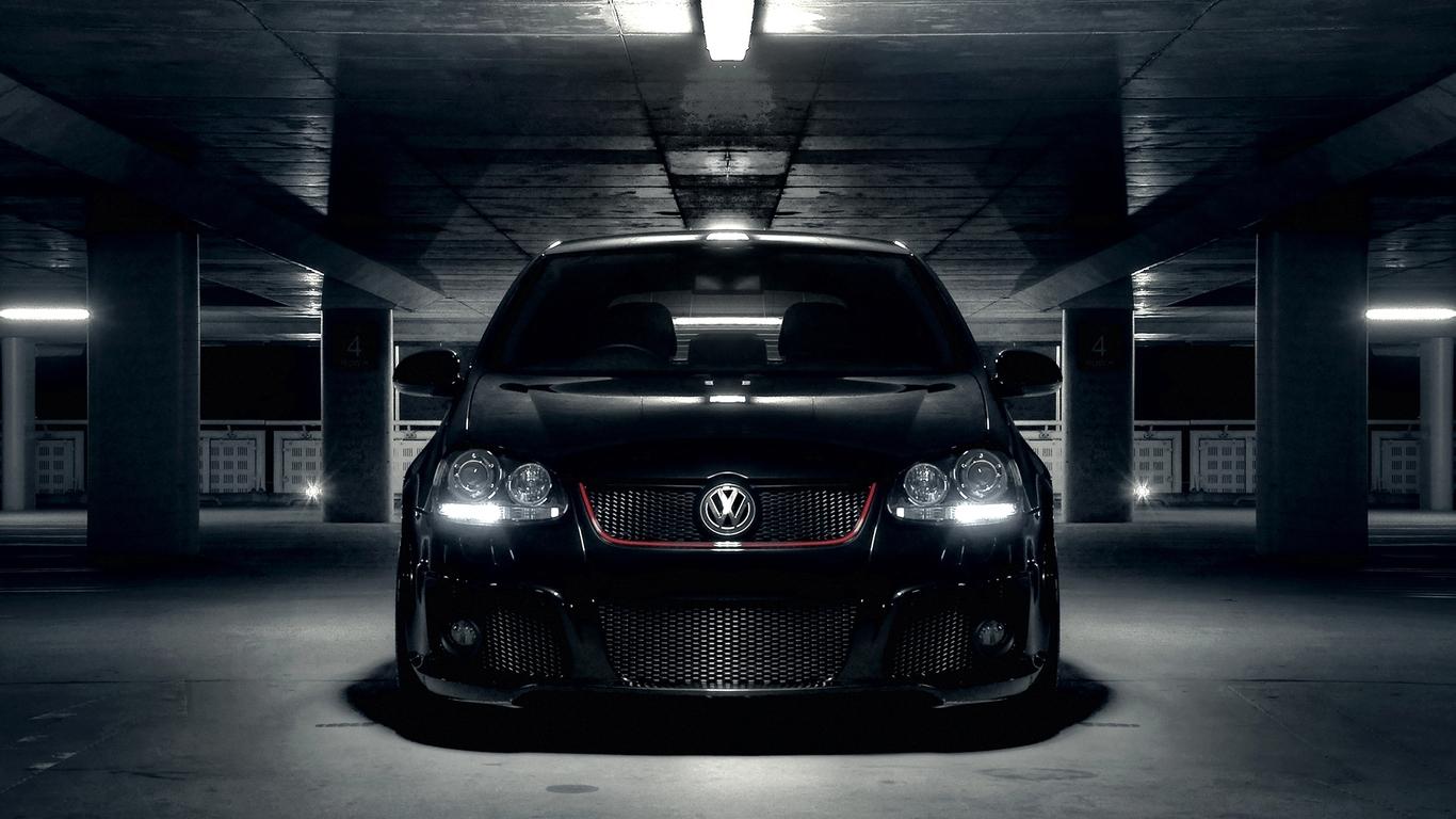Volkswagen Golf GTI Wallpapers   Vdub Newscom 1366x768