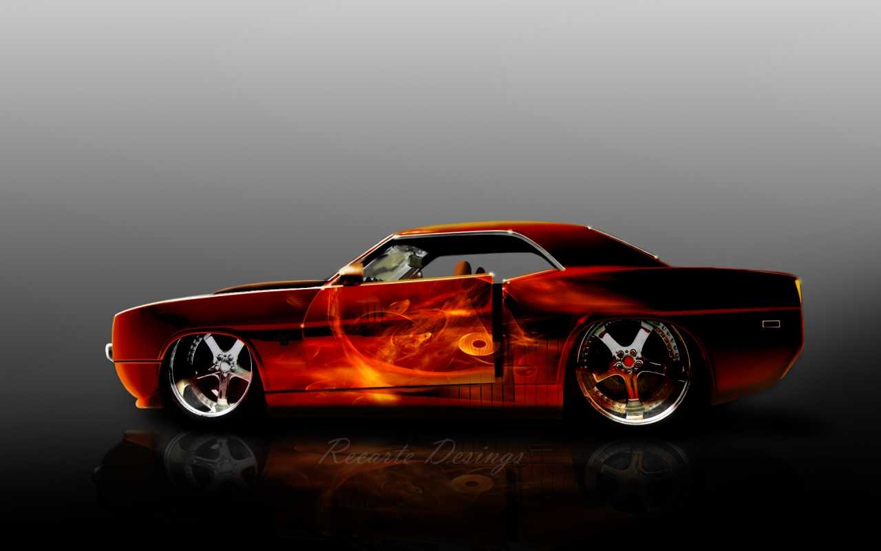 1280x800 custom camaro desktop PC and Mac wallpaper 1280x800