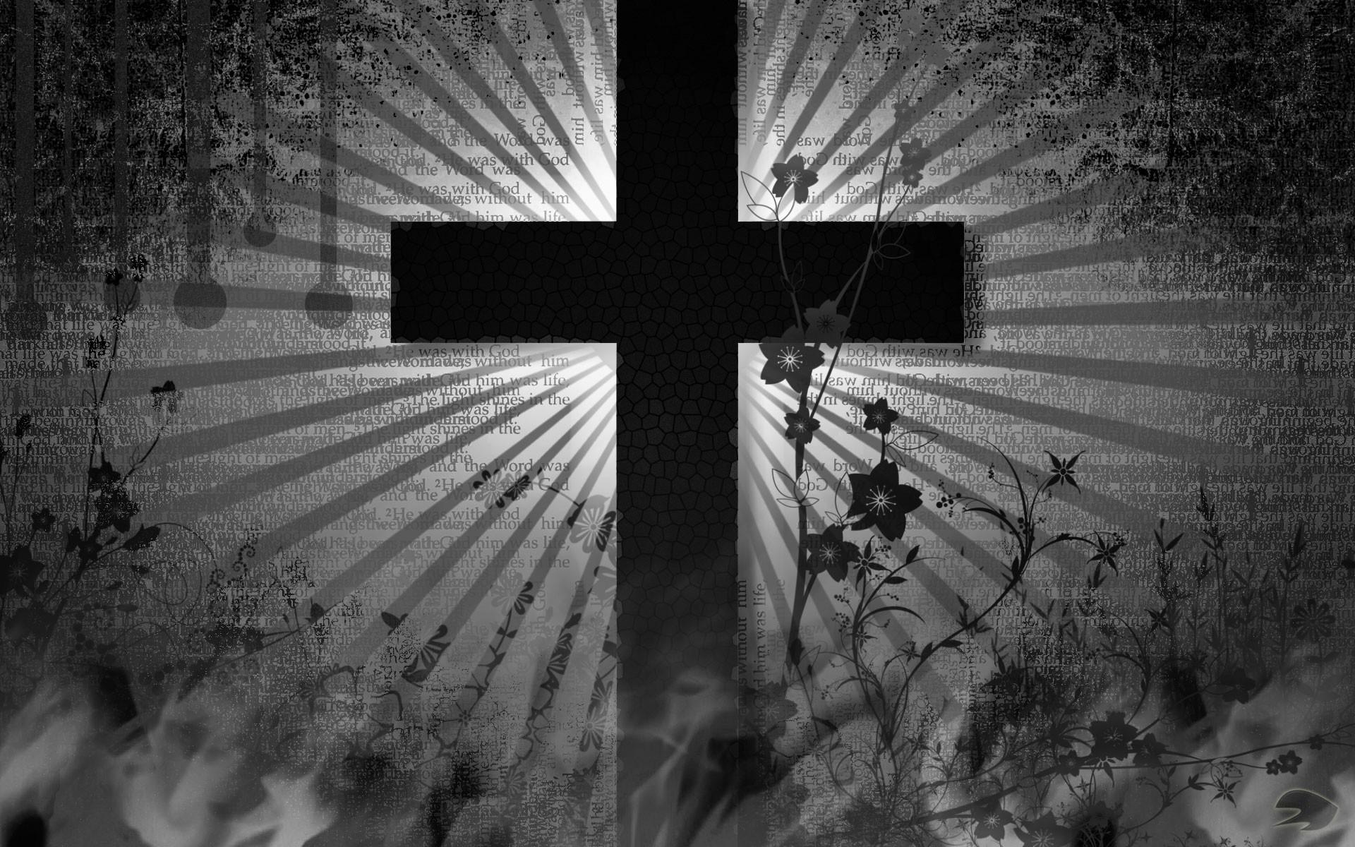 Cool Cross Backgrounds Religious   cross wallpaper 1920x1200