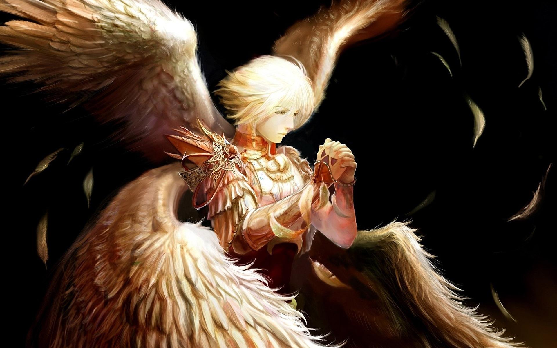 Angel wallpaper 22700 1920x1200