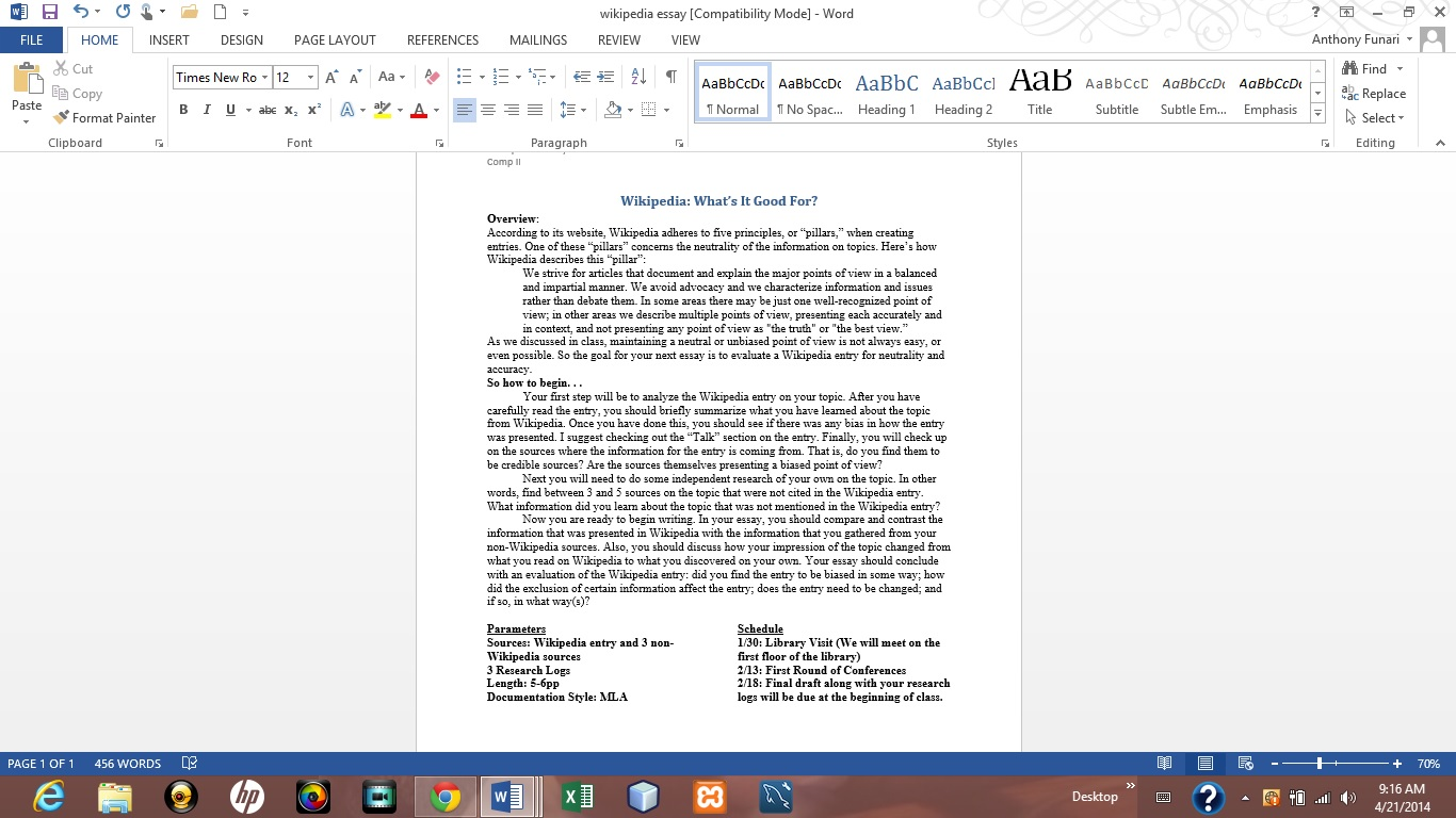 Essay Outline For The Yellow Wallpaper 1366x768