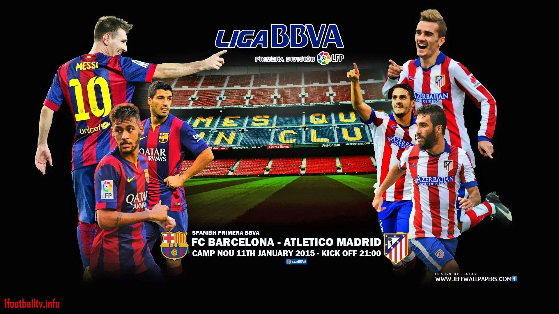 Luxury Fc Barcelona Vs Real Madrid Liga Bbva Zat3   Best 1920x1080