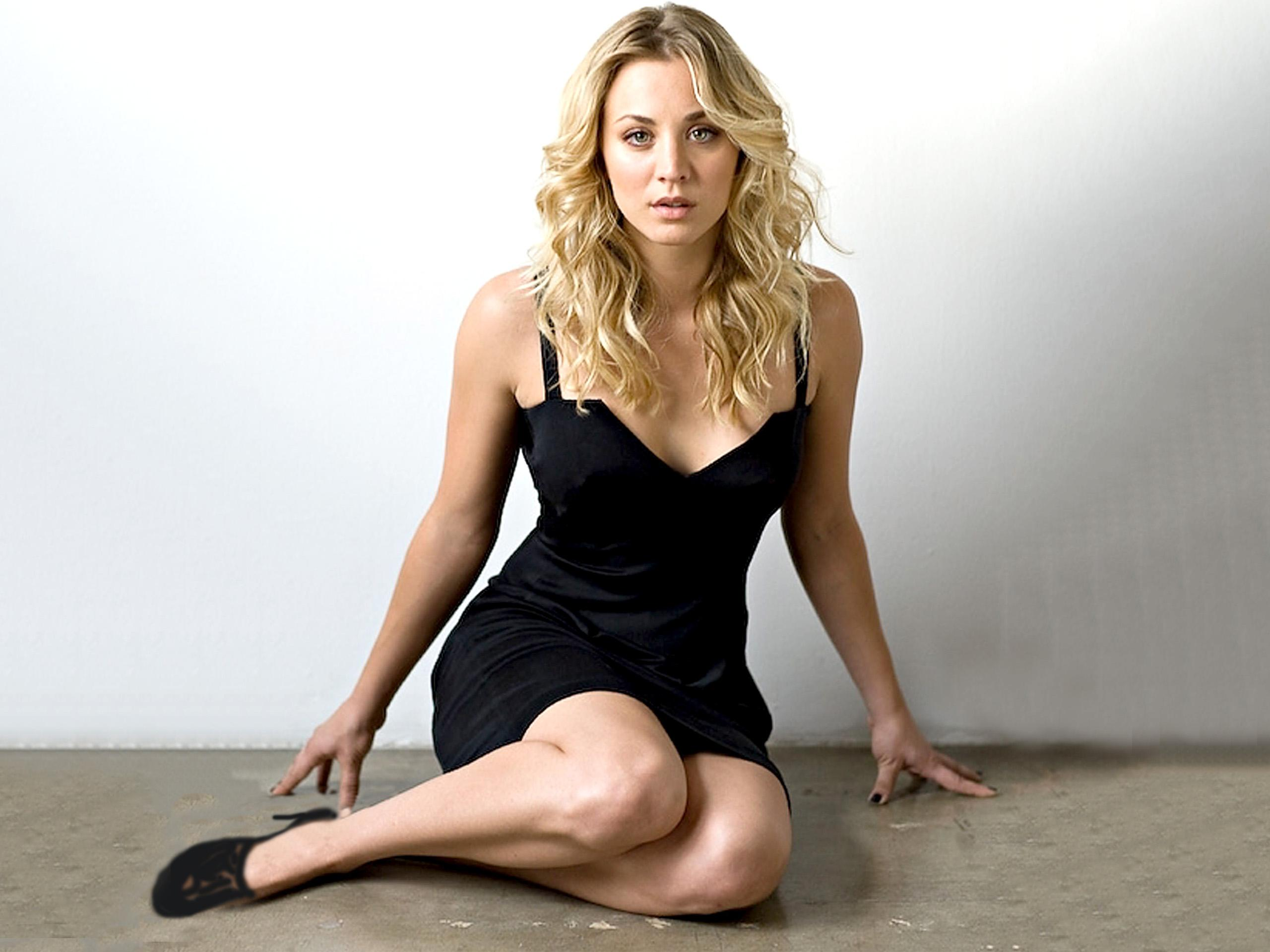 Kaley Cuoco Wallpapers HD Wallpapers Early 2560x1920