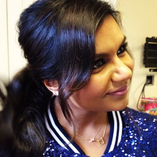 Mindy Kaling photos pictures stills images wallpapers 500x500