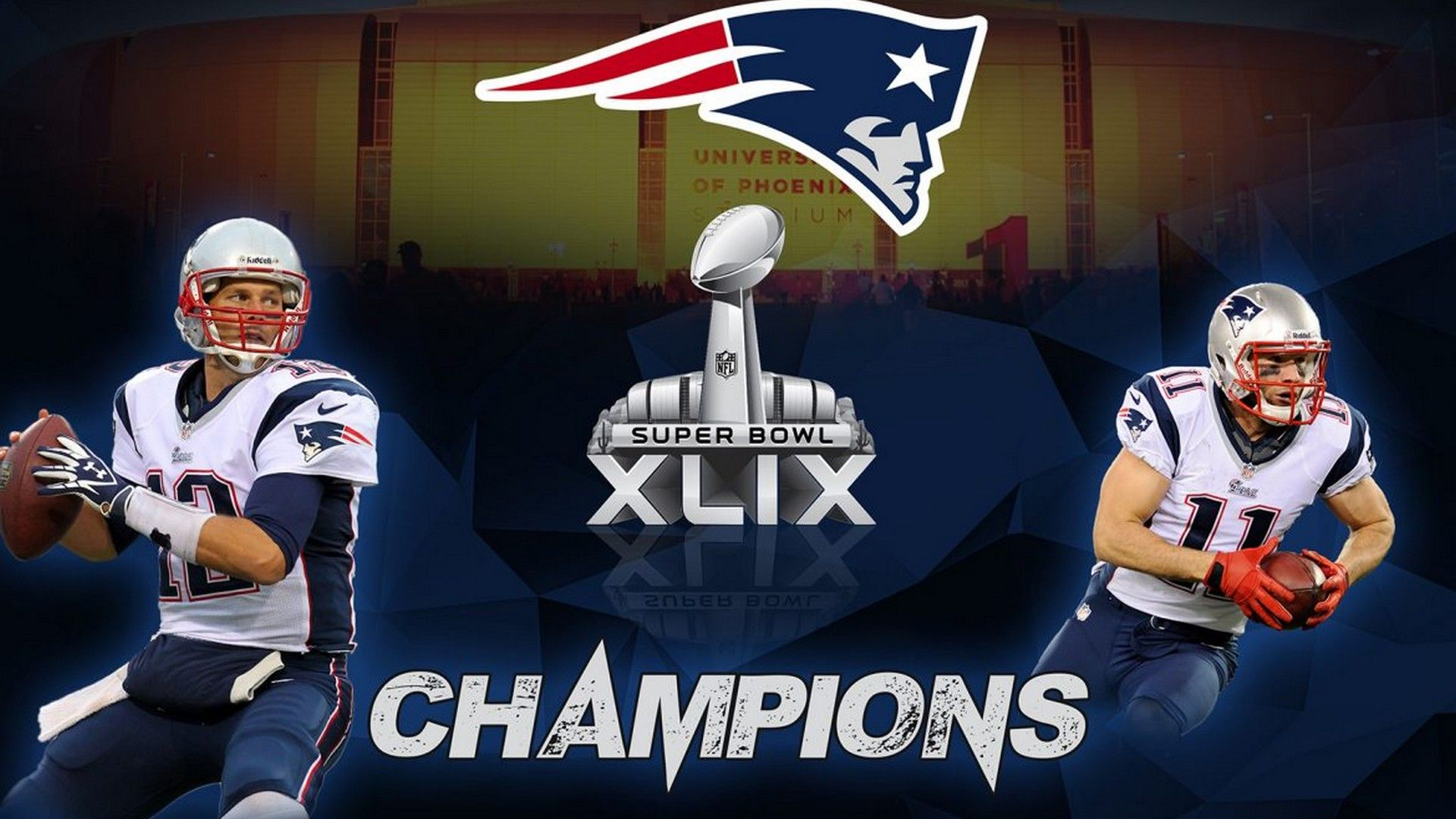 Wallpapers HD Patriots New england patriots Nfl new england 1920x1080