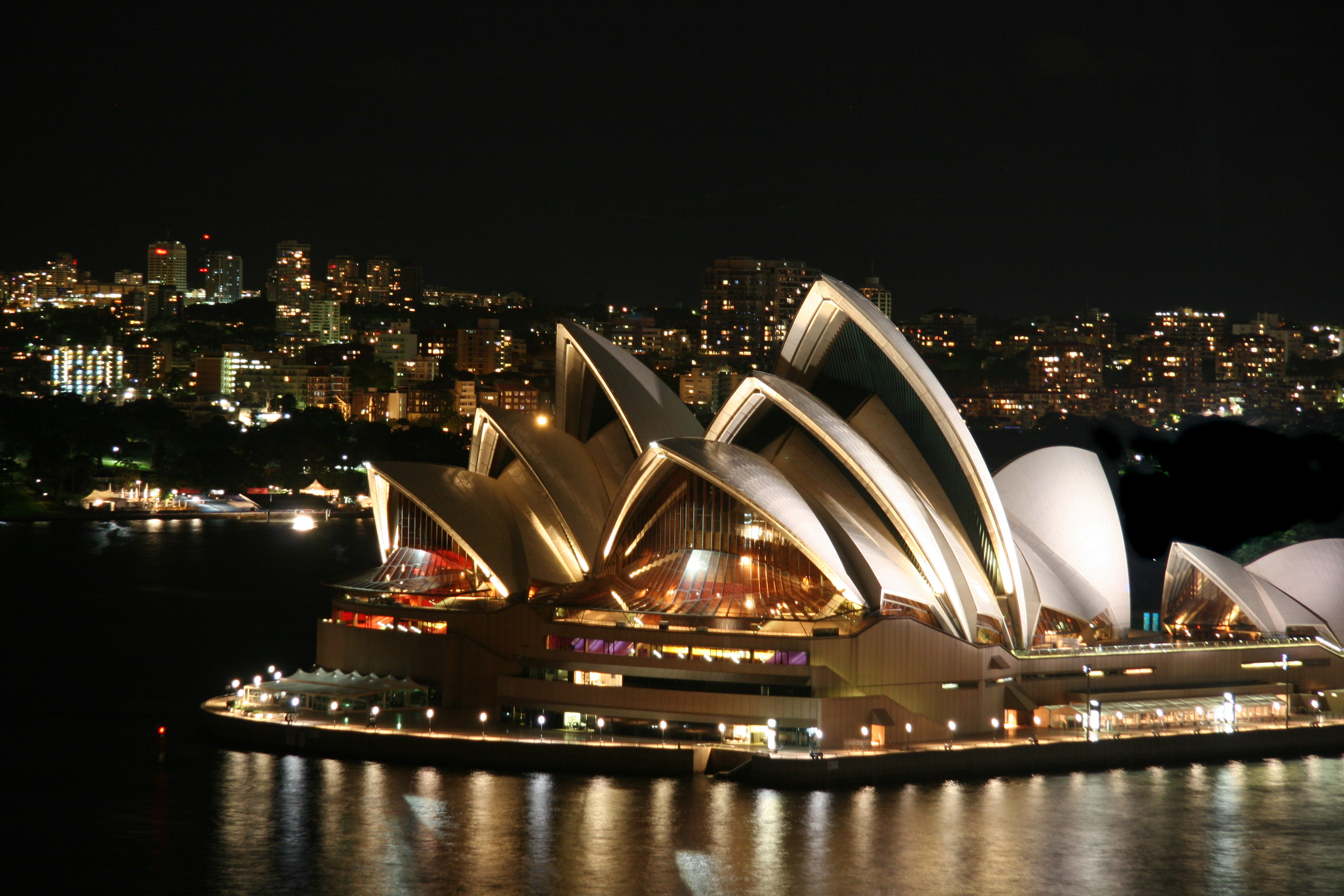 Sydney Opera House Historical Wallpaper   Travel HD Wallpapers 3504x2336