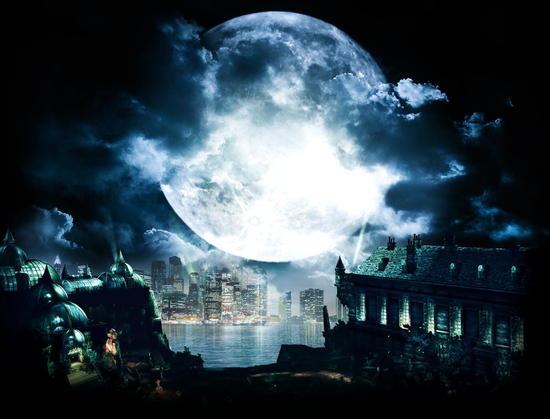 source Presented by LEAGUE OF FICTION Batman Arkham Asylum Wallpaper 1440x1097