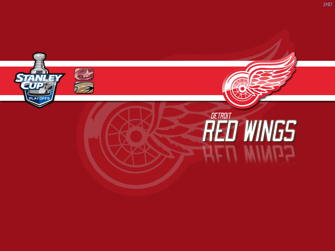 Detroit Red Wings Wallpaper by OneMoreDesign 1152x864