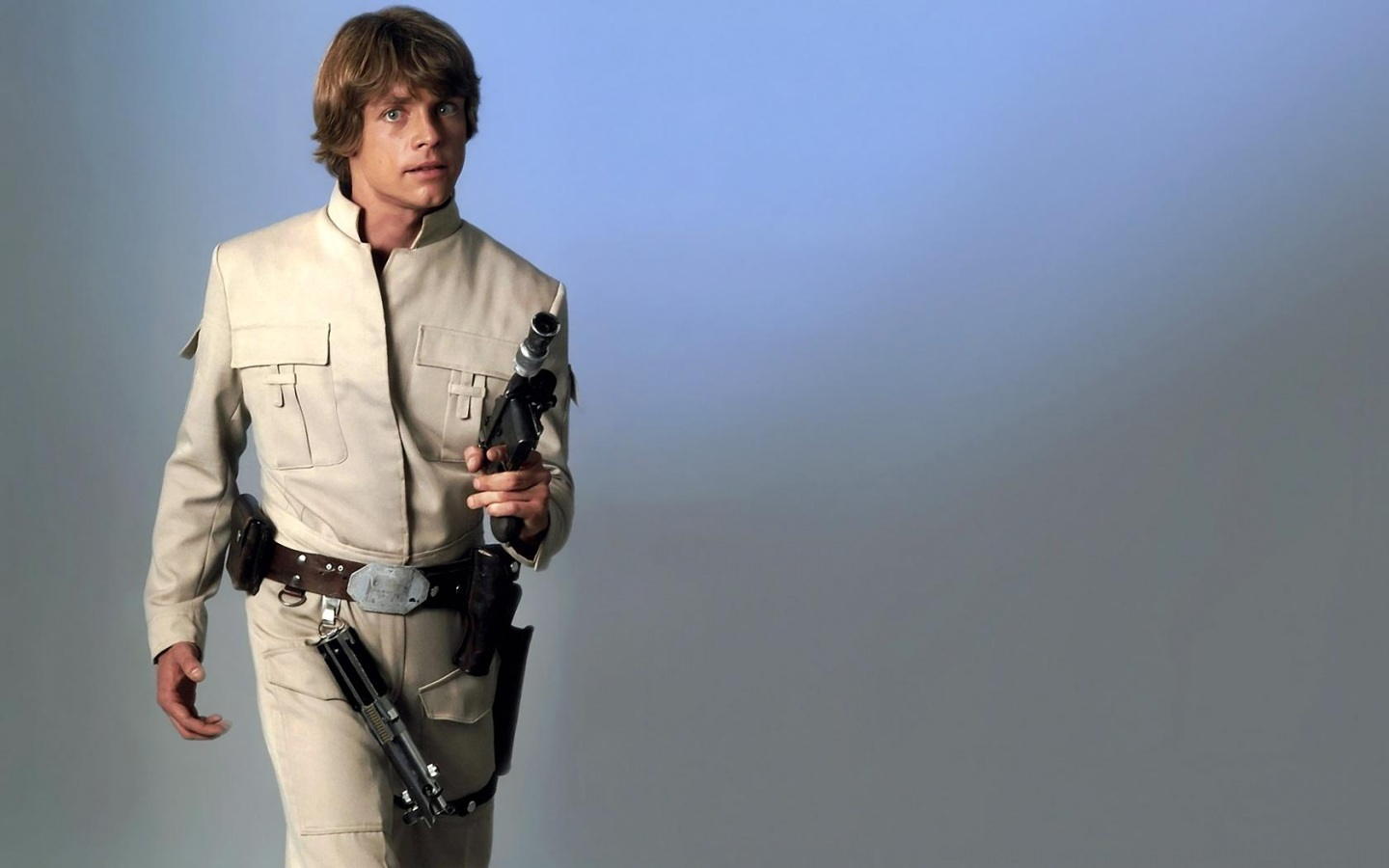 Luke Skywalker Wallpaper HD 1440x900