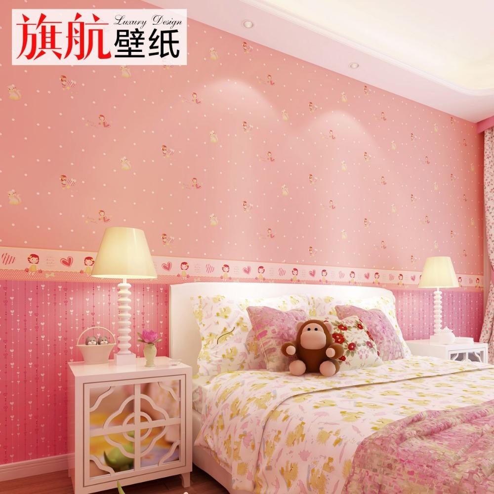 Wallpaper For Baby Girl Room Wallpapersafari