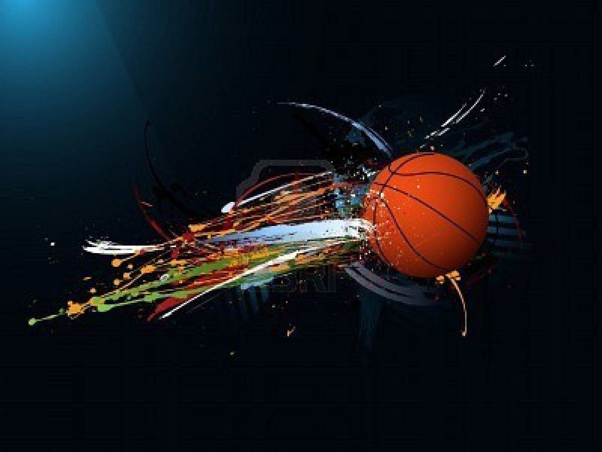 TOP HD WALLPAPERS BASKETBALL HD WALLPAPERS Cool basketball 1200x900