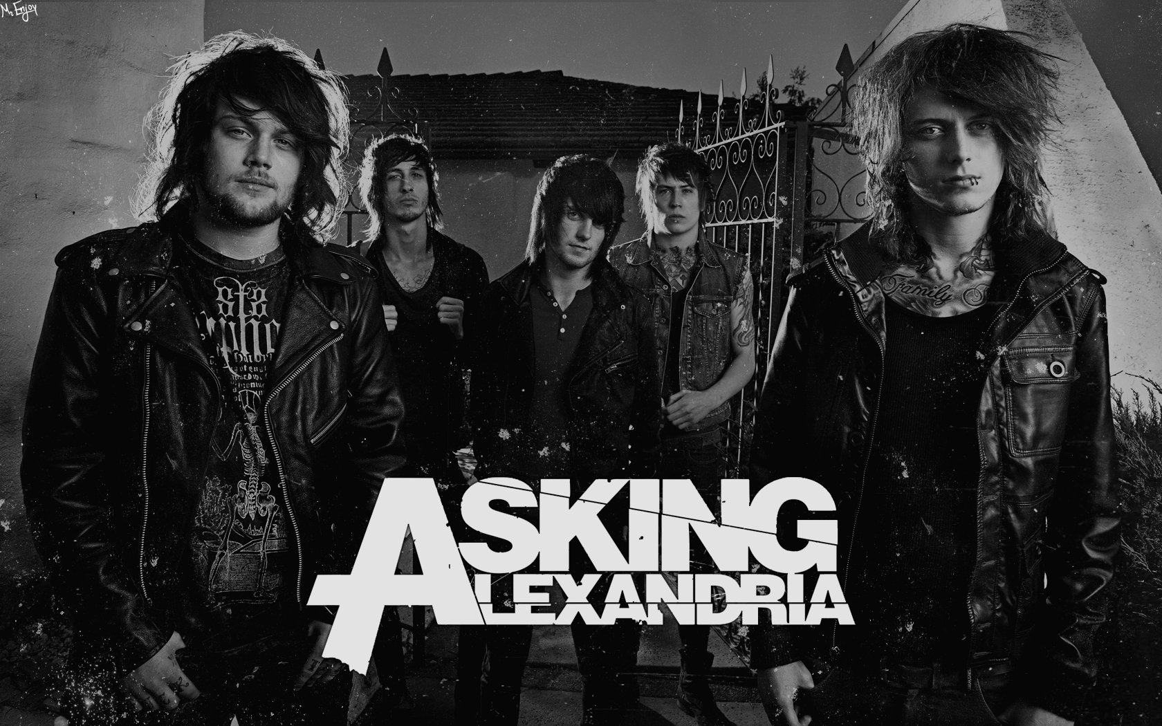 Hd Wallpapers Asking Alexandria 1680 X 1050 136 Kb Jpeg HD 1680x1050
