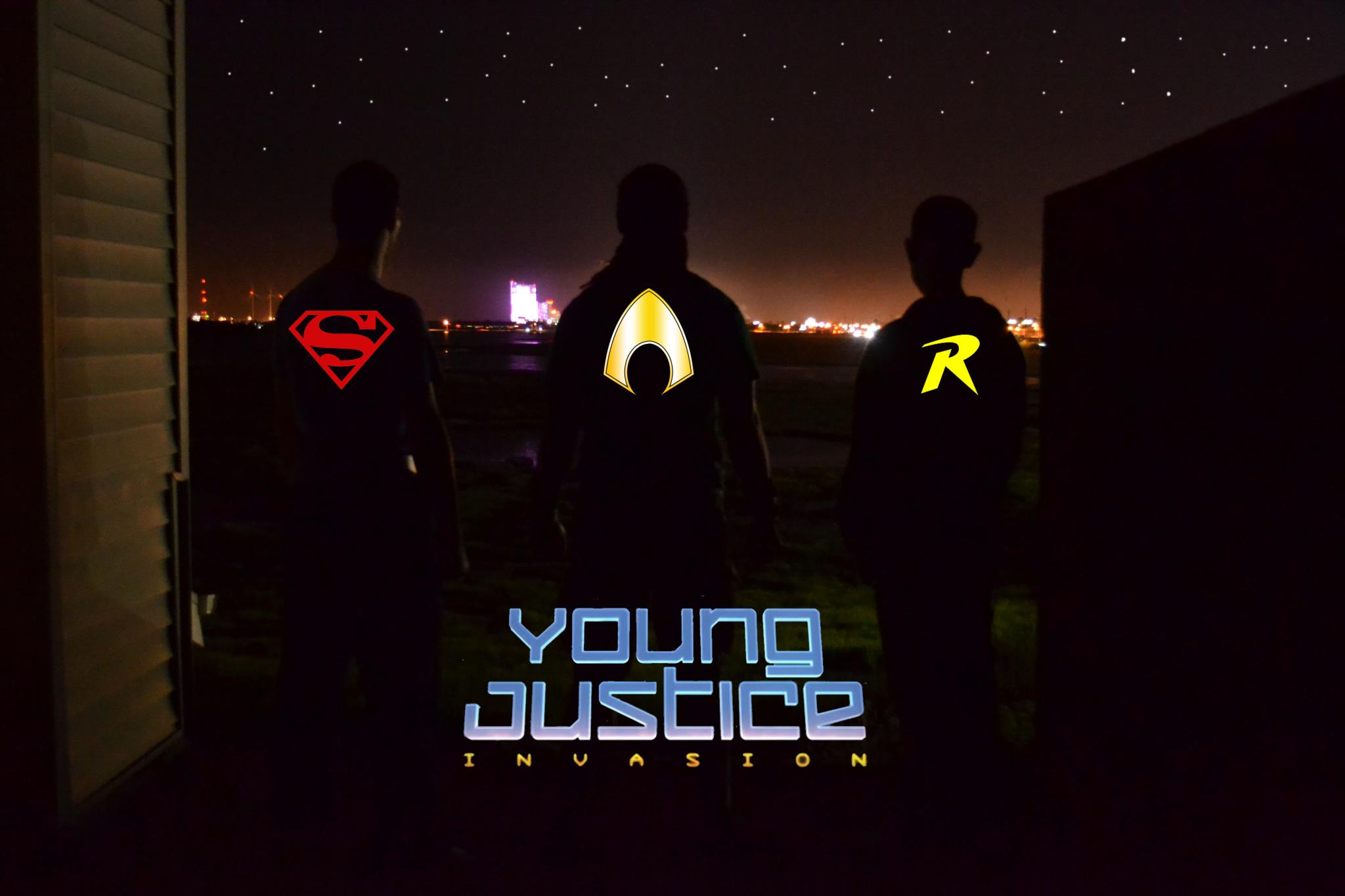 Young Justice Wallpaper 2048x1365