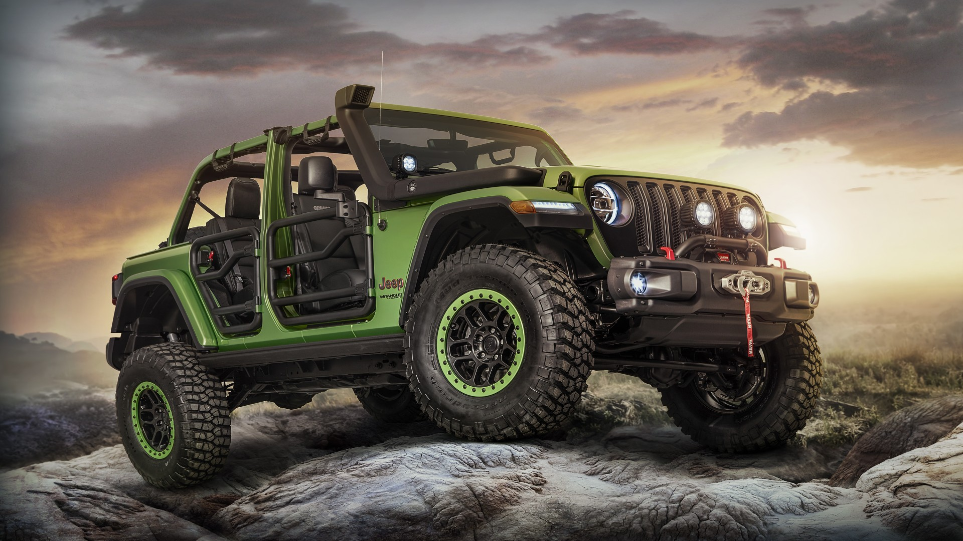 Jeep Wrangler Wallpapers and Background Images   stmednet 1920x1080