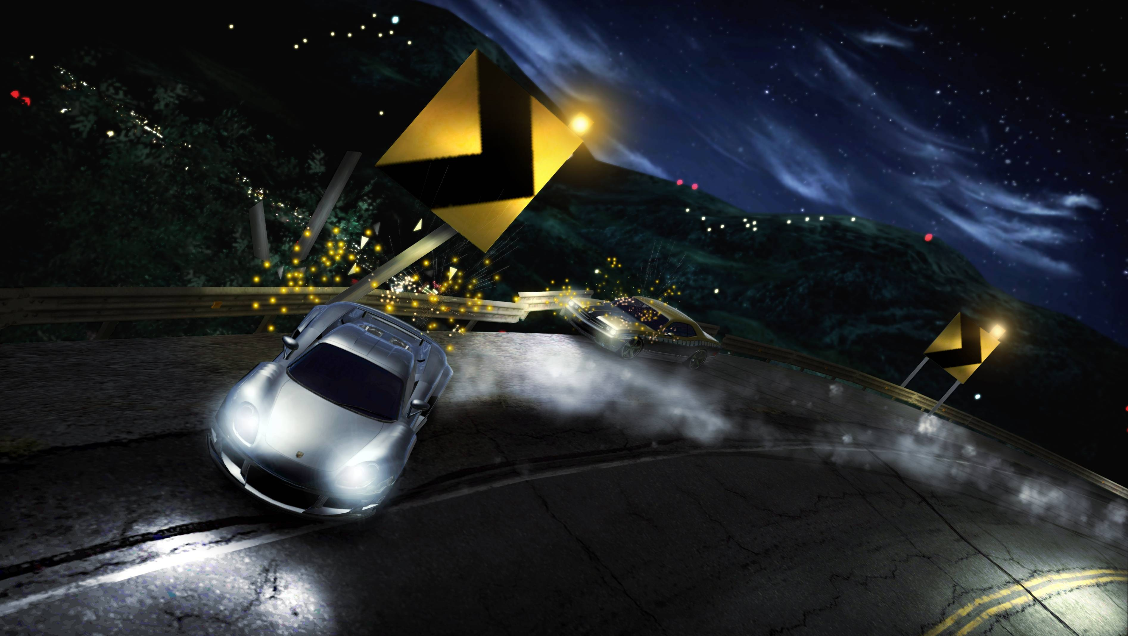 Free Download Need For Speed Carbon Wallpapers 3787x2137 For