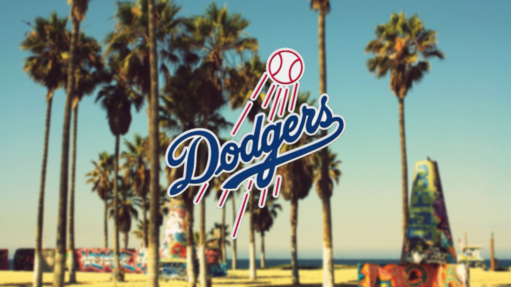 Dodgers wallpaper by rocknrollrocks 1024x576