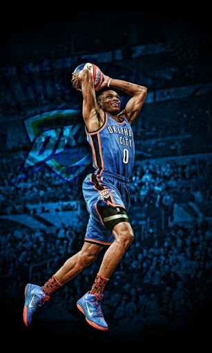 Russell Westbrook Wallpaper   Android Apps Games on Brothersoftcom 307x512