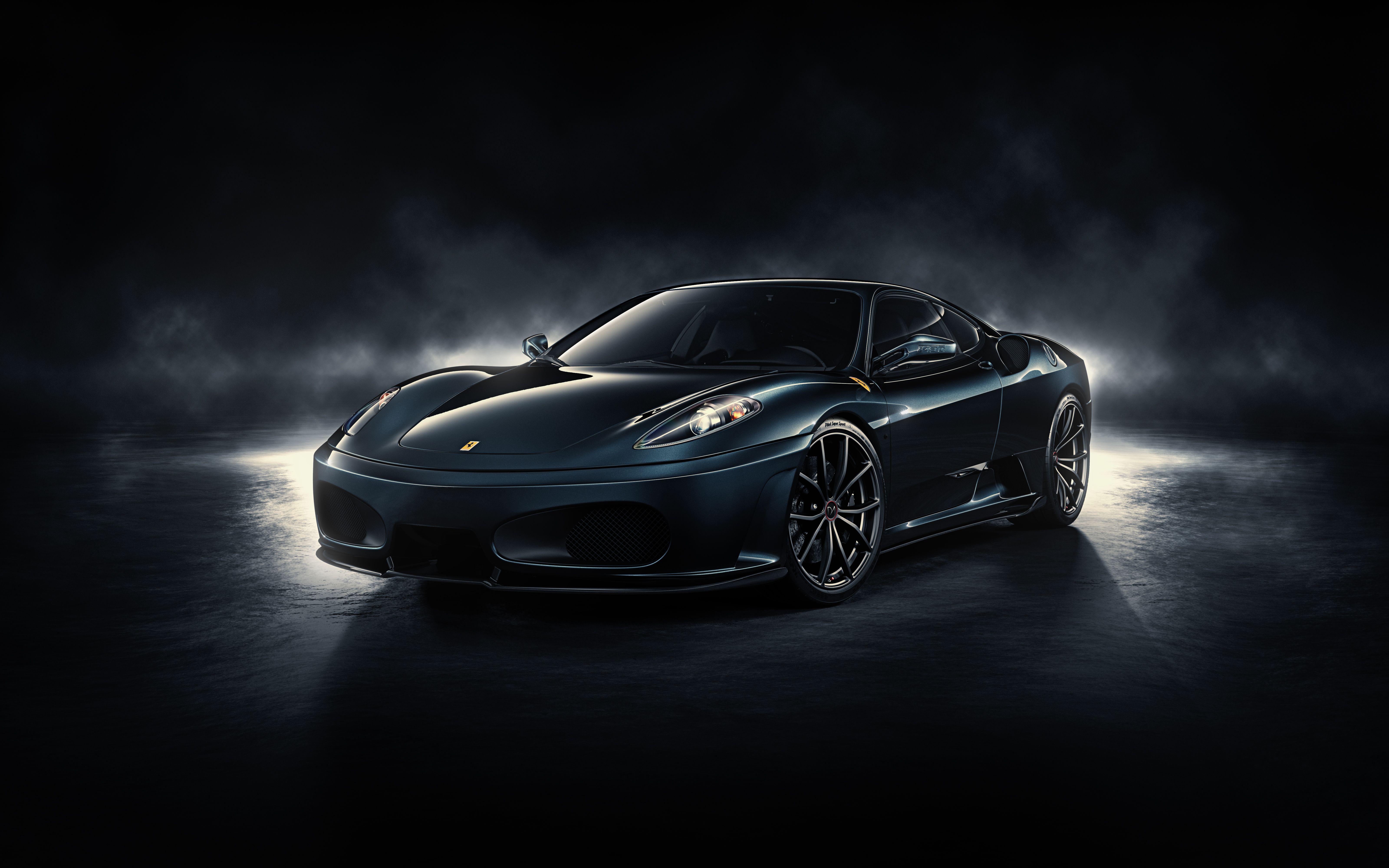 Free download Pics Photos Ferrari F430 Black Ipad ...