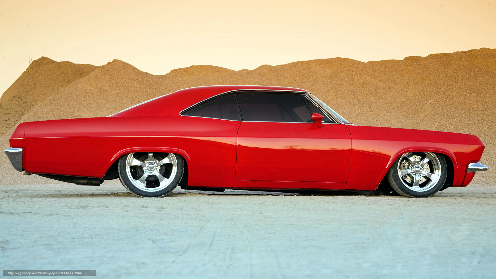 Muscle Car Desktops 1600x900