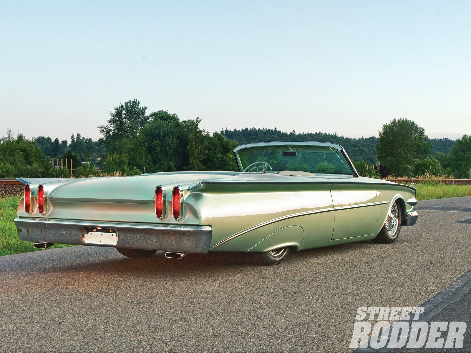 1960 Edsel Two Door Sedan lowrider classic cars custom f wallpaper 1600x1200