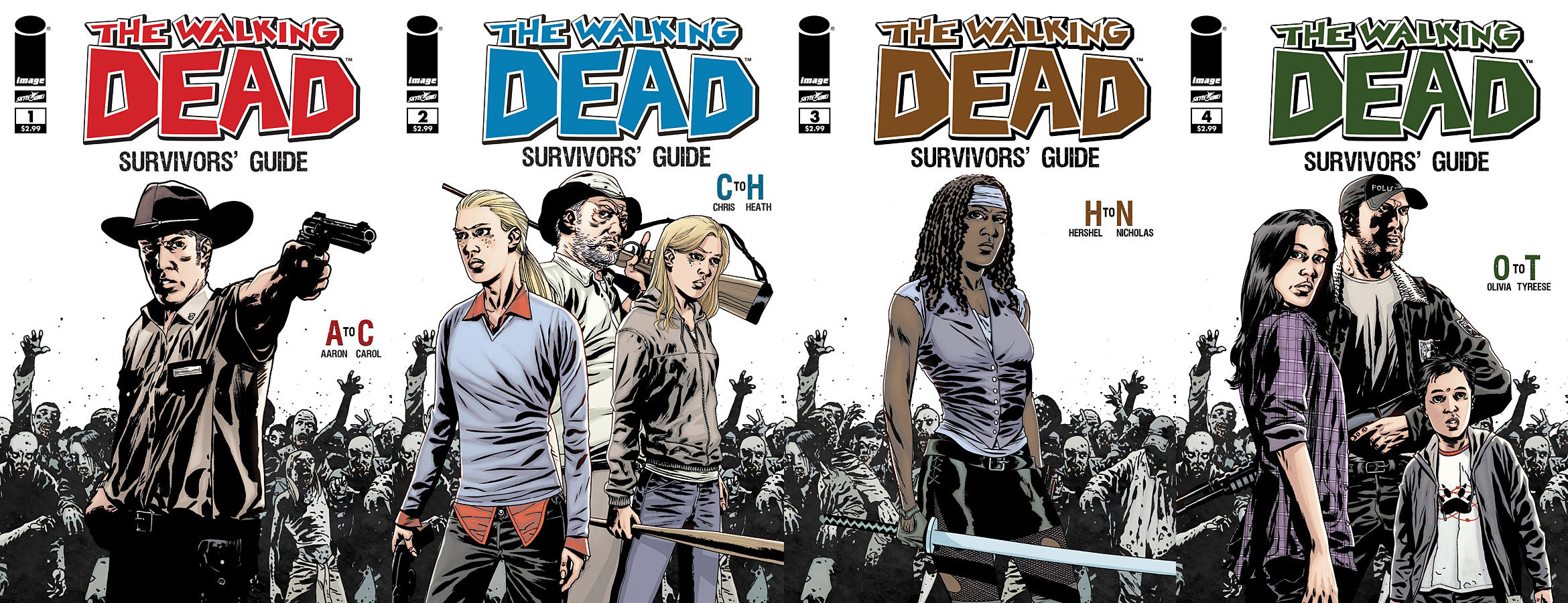 Free Download The Walking Dead Comics Your First Time Impressions